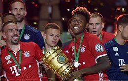 Das Halbfinale im DFB-Pokal verspricht Spannung bis zum Schlusspfiff. Borussia Mönchengladbach und der FC Bayern München sind Favoriten.