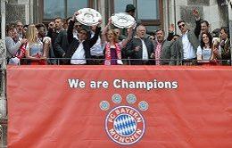 Bayern München wird wohl zum fünften Mal in Folge Deutscher Meister. Doch wann ist es so weit?