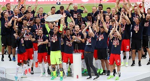 RB Salzburg is once again top favourite for the Tipico Bundesliga championship. Rapid and Austria Vienna are underdogs.
