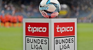 Tipico und die Österreichische Bundesliga haben das zum Saisonende auslaufende Bewerbssponsoring verlängert.